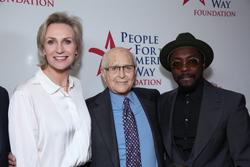Jane Lynch, Norman Lear, will.i.am