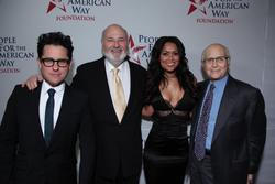 J.J. Abrams, Rob Reiner, Tracey Edmonds, Norman Lear