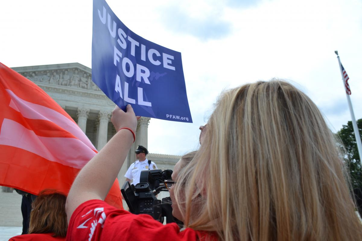 People For the American Way Foundation Fights for Justice for All
