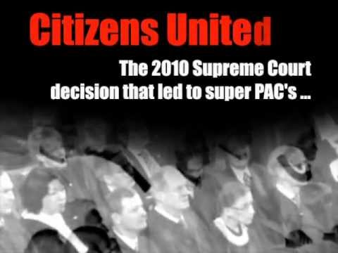 A Romney Supreme Court – The Dream of Corporate Special Interests